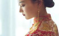 【中式婚纱礼服】美嫁娘