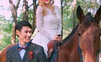 幸福果子#牧马庄园婚纱照
