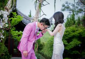 景上锦草坪婚礼策划