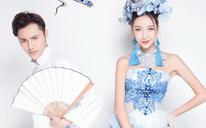创意中式婚纱照——梦开始的地方~