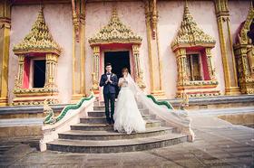 白纱糖----最新旅拍 普吉岛婚纱照