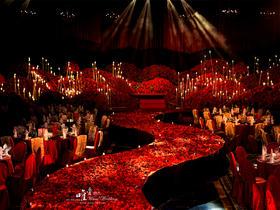 王的盛宴【红色复古婚礼】