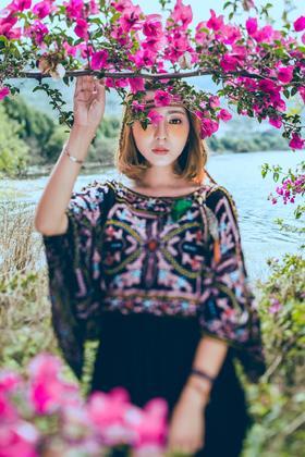 【艾格丽莎】暑中作乐 旅行婚纱