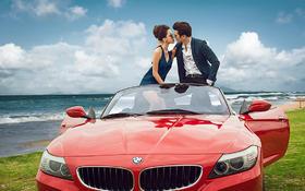 厦门Marry king纪实摄影《时尚跑车》