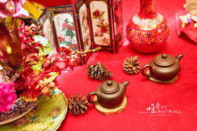 寿宴——传统红