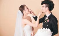 韩式内景婚纱照——甜蜜蜜