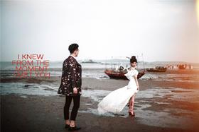 【海滩婚纱客片·06月26日】爱在旅途