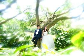 苏曼婚纱客片分享 范萌萌来自西安