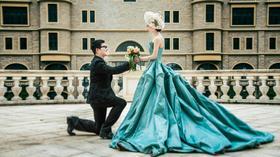 《杭州佳丽摄影》独家婚纱客照欣赏