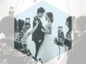 文艺婚纱照——卡泽尔的婚礼