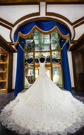 【斑马嫁衣】设计师区系列——浪漫新娘礼服