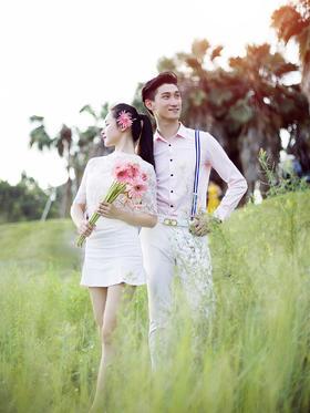 柠萌视觉-夏至未至 文艺婚纱照