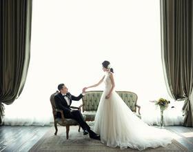 Mr.李 & miss.张 韩式婚纱摄影