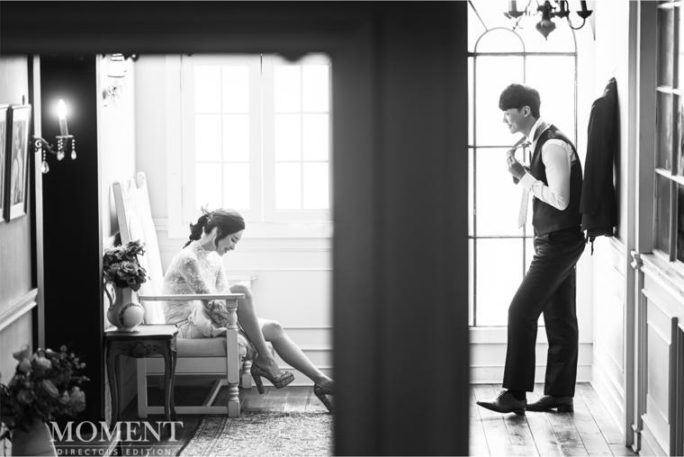 烂漫微笑 韩式婚纱照