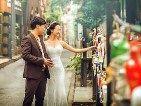 【北京V视觉.婚纱客片】文艺街拍-798艺术园区