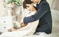 韩式清新婚纱摄影风——爱情彼岸