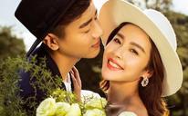 韩式唯美婚纱照——幸福微笑