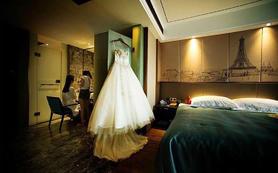 【梵希婚纱礼服】尊贵纯美婚纱+伴娘服两件