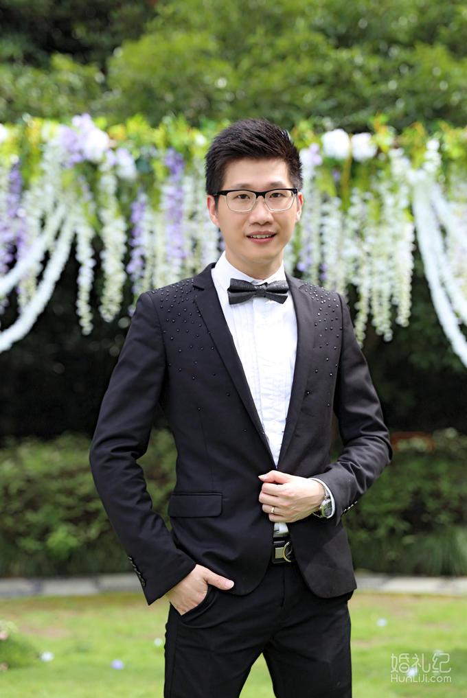 杭州婚礼主持人 旺仔★★★★★