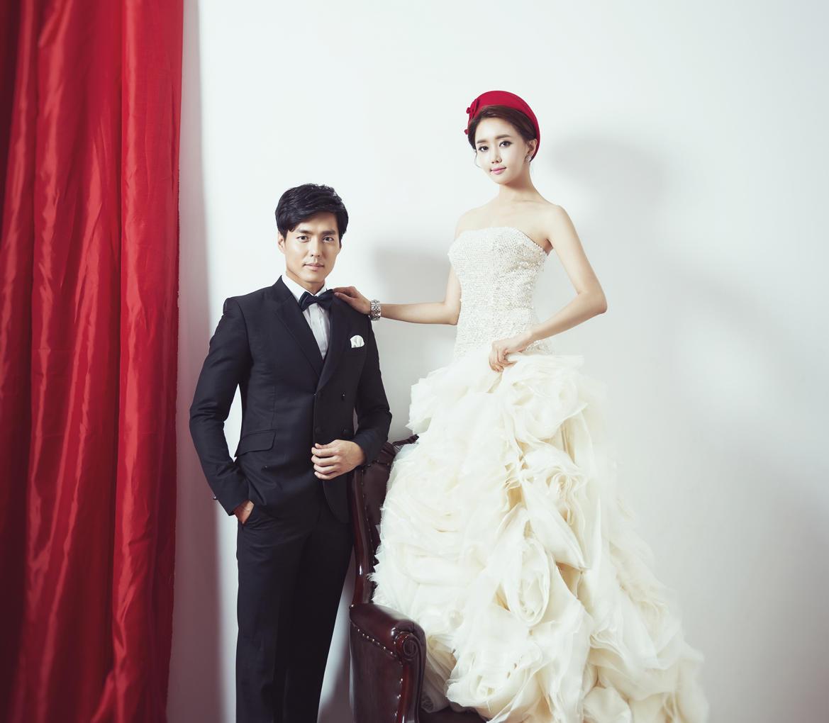 宫殿婚纱照