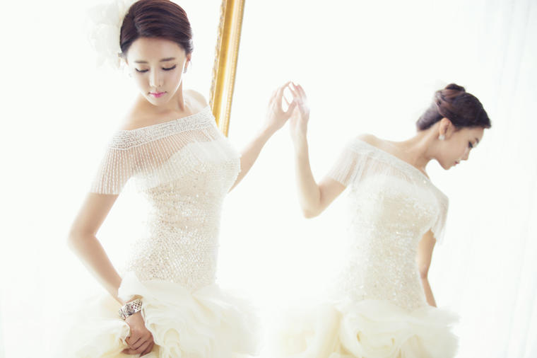 丽姿--韩式系列婚纱摄影
