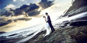 可可奈海外旅拍婚纱照