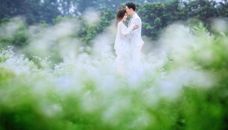 【6.27-唯美婚纱客片】Mr.程 & Miss.李