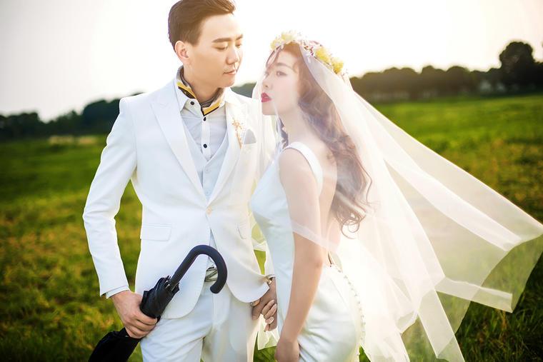【6.26-创意婚纱照 客片】Mr.戴 & Miss.刘