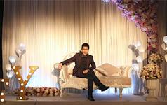 【旺仔】婚礼主持+2督导+2套音响+助理摄影师