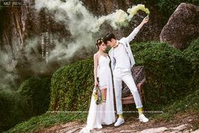 三亚爵世美人婚纱摄影 分界洲岛创意婚纱摄影作品