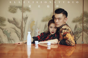 Mr.林&Ms.姜《小雅风尚》日系婚纱照