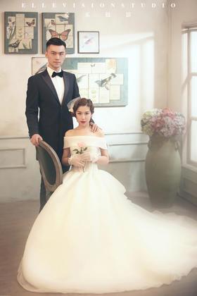 Mr.林&Ms.姜《永恒之约》欧式婚纱照