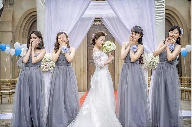 K女王|婚纱礼服