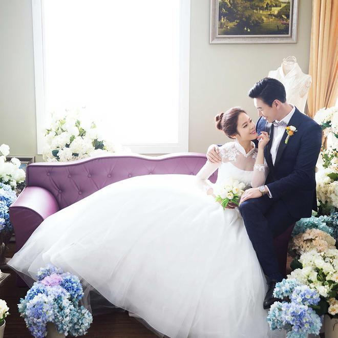 花海婚纱照