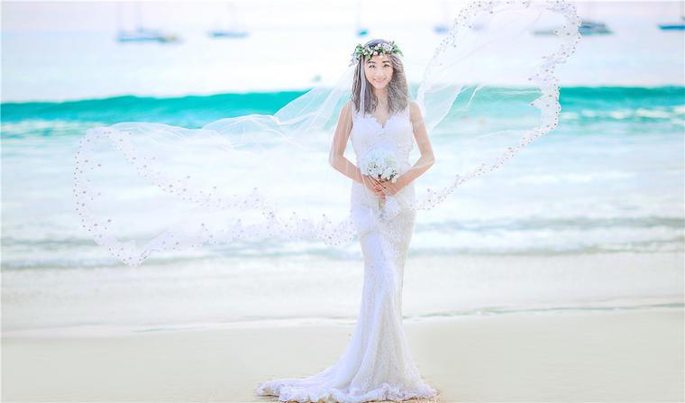 [普吉岛婚纱旅拍] 海滩&神仙半岛