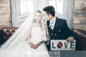 全新《缪斯女神》韩式婚纱照系列