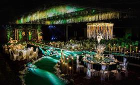古巴比伦花园婚礼