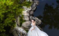 [依定制新娘]—仙女纱