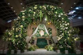 森系婚礼策划——一如初见