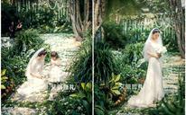 艾恩婚礼 | 热带雨林