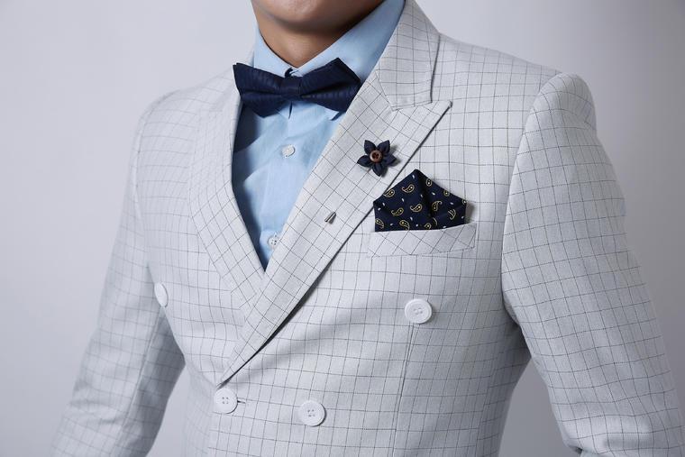 D.H 小编教大家如何选择男装——男士婚纱礼服