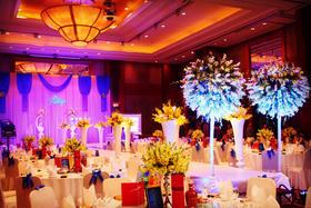 鲜花主题婚礼