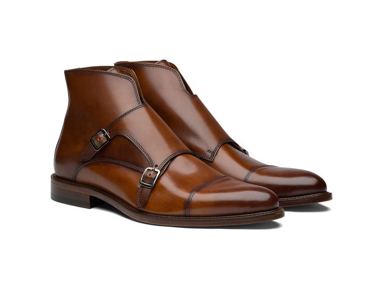 【巴朝定制】皮鞋领带图片