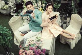 【柠檬树韩式婚纱照样片】爱情格调