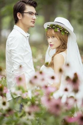 2016简雅森系主题婚纱照系列