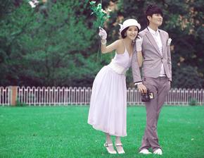 【韩式婚纱照】别样星期天