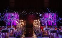 创意魅惑主题婚礼