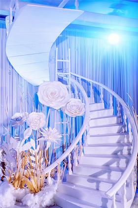 初雪主题婚礼