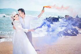【海景婚纱照】夏日沙滩