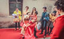 #爱魅摄影#杭州婚礼跟拍中式风格